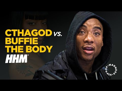 Charlamagne Tha God Vs. Video Vixen Buffie The Body (Heated Interview)