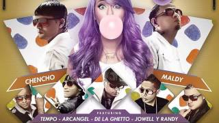 Candy (Official Final Remix) - Plan B Ft Jowell y Randy, De La Ghetto, Arcangel & Tempo (DJ Gucci)