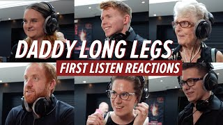 Daddy Long Legs: First Listen Reactions | #BarnLongLegs