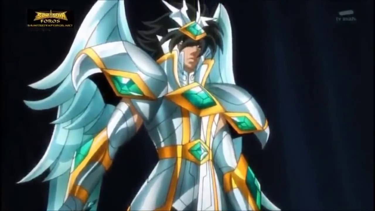 evolucion de la armadura de sagitario seiya omega YouTube
