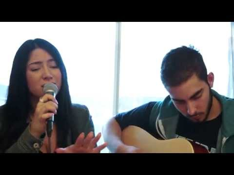 One - Ed Sheeran (Cover video by Tiffany Costa)