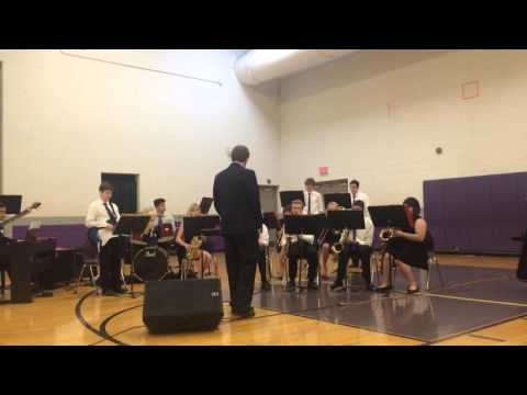 Arcola High School Jazz Band - Swing Machine