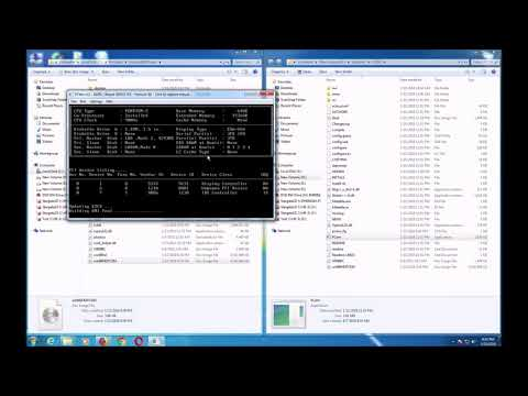How to Install Windows 98 on the PCEM V11 Method 2