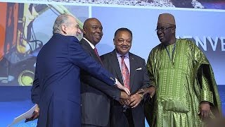 Форум Кран Монтана  о  новой  Африке 21 века   focus