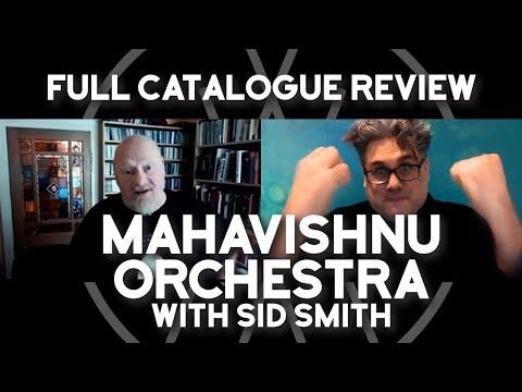 Mahavishnu Orchestra full catalogue review with Sid Smith