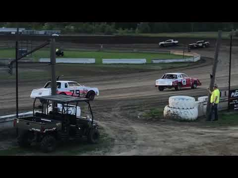 Jamestown Speedway Street Stock Heat #1