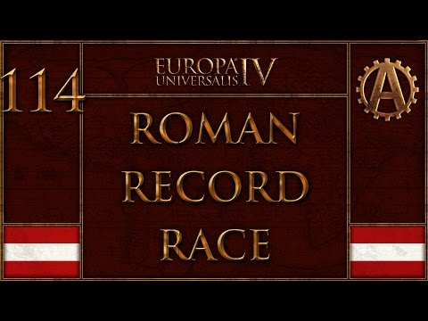 EUIV The Holy Roman Record Race 114