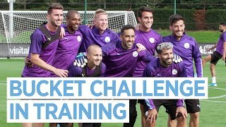 FOOTBALL OLYMPICS IN TRAINING | MAN CITY