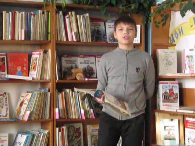 Изображение предпросмотра прочтения – СергейМалышев читает отрывок изпроизведения «Бородино» М.Ю.Лермонтова