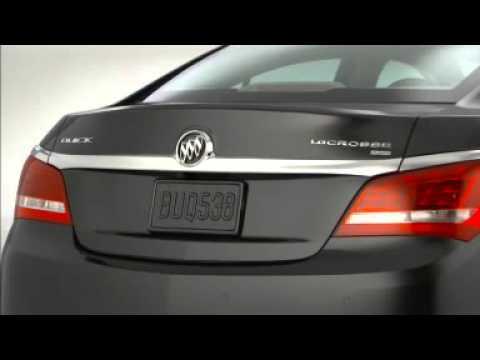 Buick LaCrosse- Exterior Design