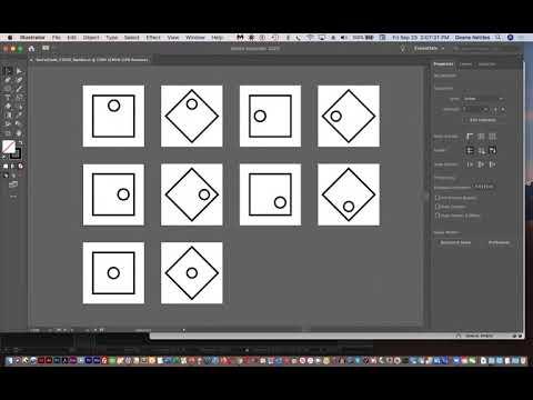 ART140 Exporting Formats from Illustrator