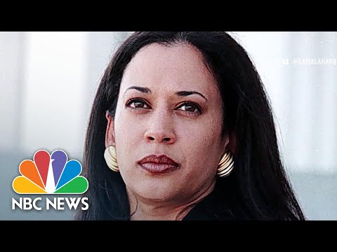 How Kamala Harris Went From Prosecutor To Vice Presidential Candidate | NBC News NOW