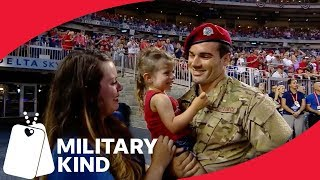 MLB All Star Game hosts emotional Air Force reunion