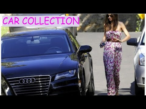 Miranda Kerr car collection