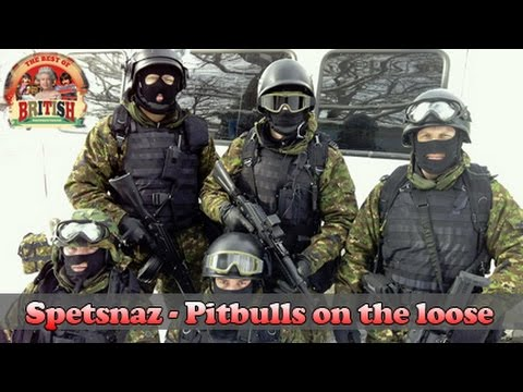 Spetsnaz: Inside The Russian SAS - Pitbulls On The Loose