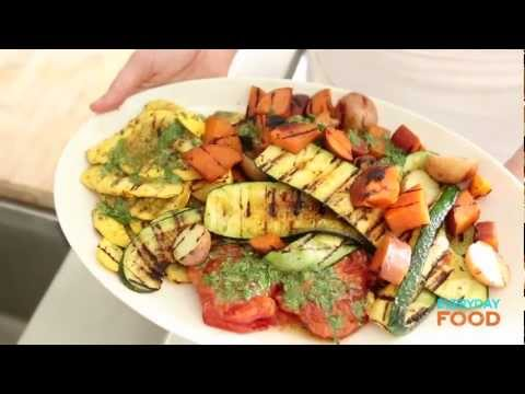 How to Grill Vegetables | Everyday Food with Sarah Carey