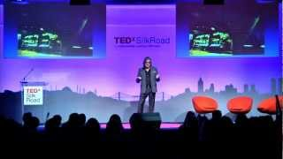 The Past, The Present, and The Future of the Silk Road: Mark Norell  at TEDxSilkRoad