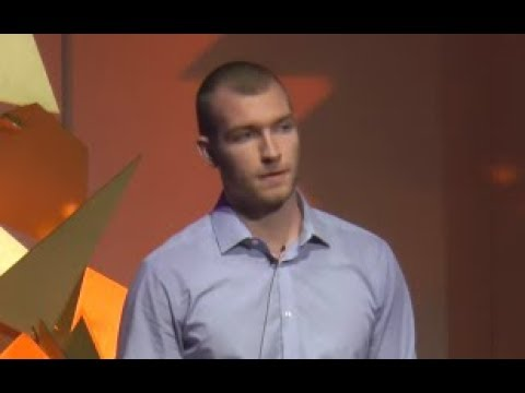 Lending a Hand Through Technology | Mason Wilde | TEDxUMKC