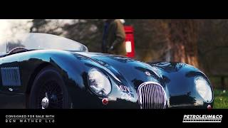Signed, Sealed, Delivered | 1952 Jaguar C-Type Recreation