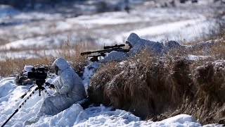 Winterjagd auf Wölfe (Kojoten), Зимняя Охота на Волков (Койотов) в США, O'Neill Ops-Coyote Hunting 1