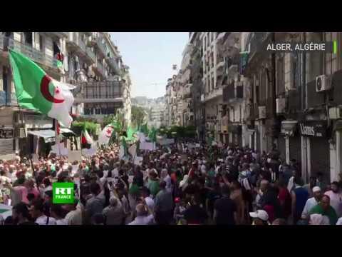 Algérie : après des arrestations en série de personnalités, 17e vendredi de mobilisation