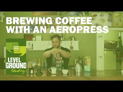 Level Ground Trading: De-mystifying the Aeropress.