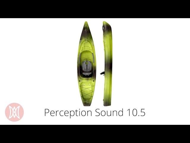 Perception Sound 10.5 Kayak