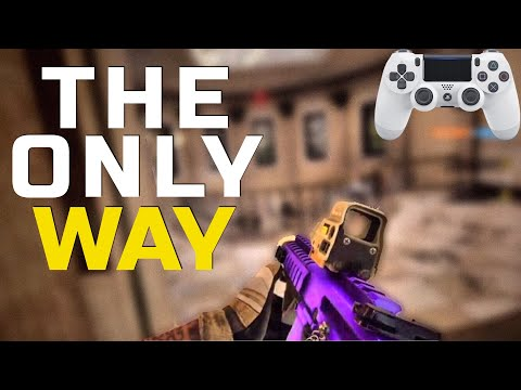 LEANING WITHOUT AIMING DOWN SIGHT ON CONSOLE? - Rainbow Six Siege