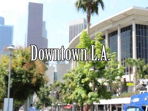 12 Cosas Que Hacer En Los Angeles!