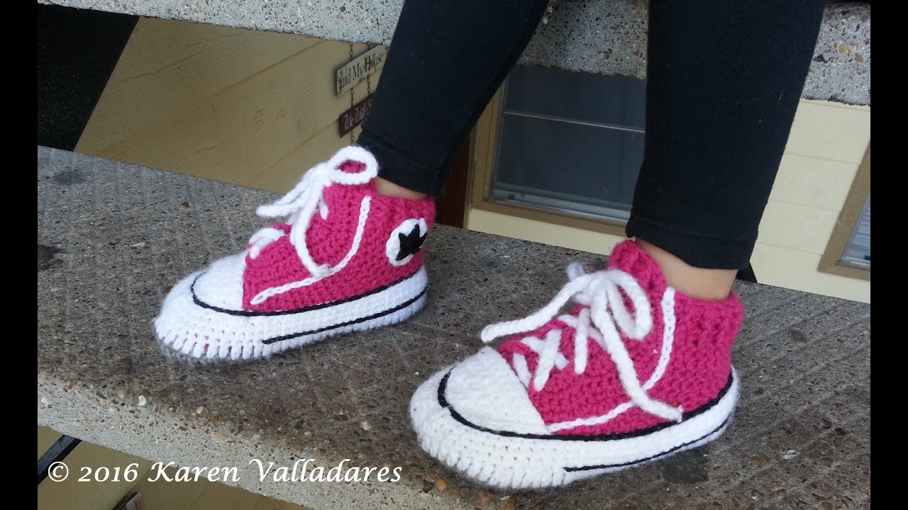 converse all star de niña