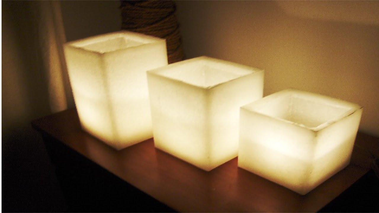 Como Fazer Velas Artesanais Decorativas Luminárias Cursos Cpt