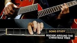 Rockin' Around The Christmas Tree Guitar Lesson - Brenda Lee