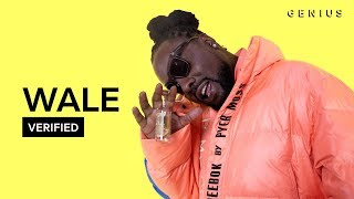 Wale On Chill Official Lyrics & Meaning | Verified