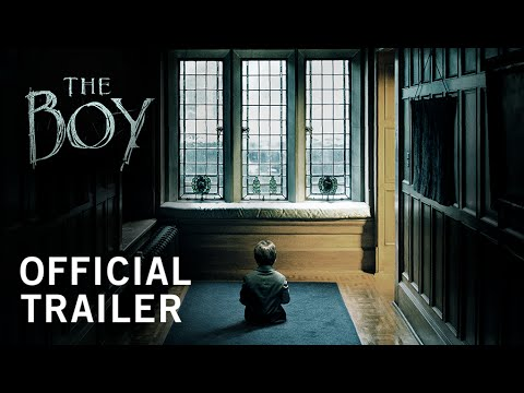 Review Movie The Boy
