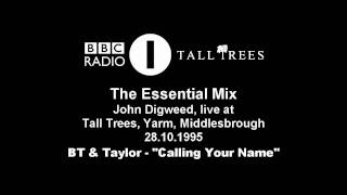 "BT & Taylor - ""Calling Your Name"" (Remix)"