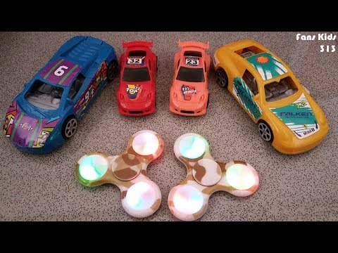e03a415627 Mainan Spinner   Mobil Sport   Balap I Vidio toy for Children - YouTube