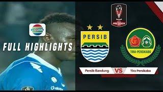 Download Video Persib Bandung (1) vs Tira Persikabo (2) - Full Highlight | Piala Presiden 2019 MP3 3GP MP4