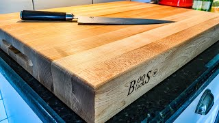 Boos Cutting Board | What's In The Box?