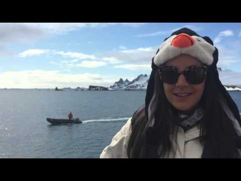 Antarctica - The trip of a Lifetime