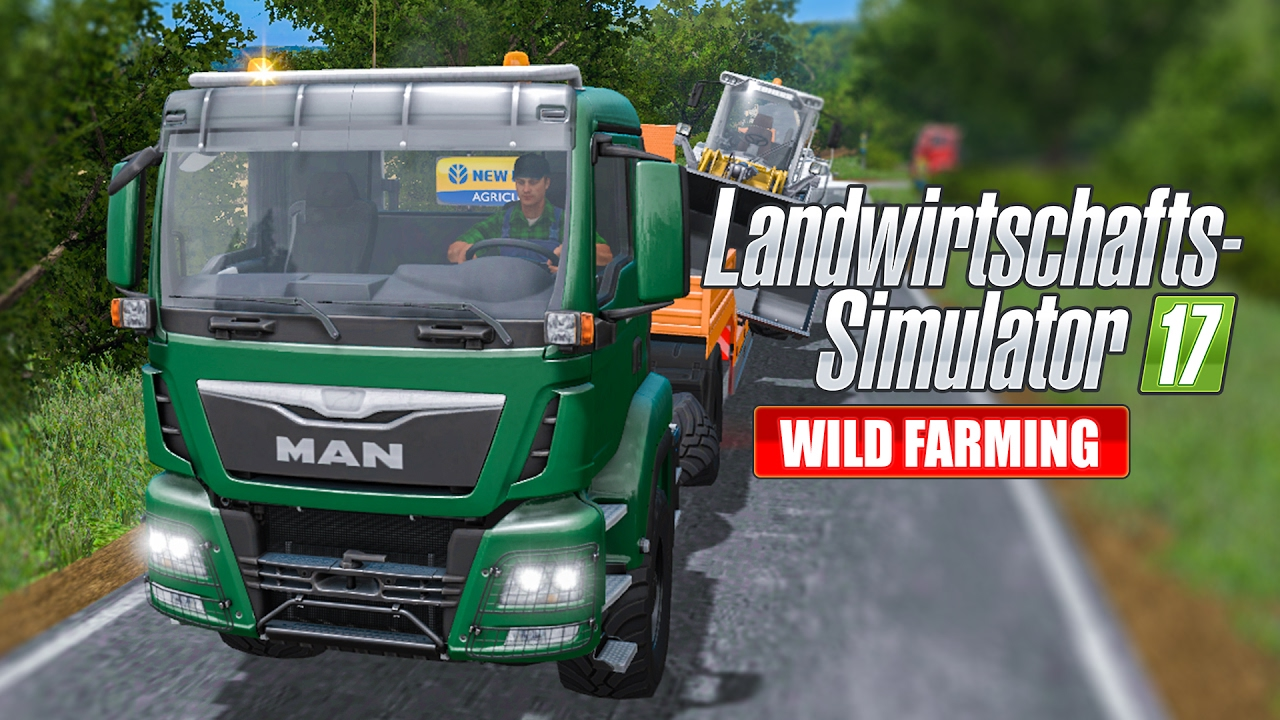 landwirtschafts simulator 17 54 ls lenkrad schrott ls17. Black Bedroom Furniture Sets. Home Design Ideas