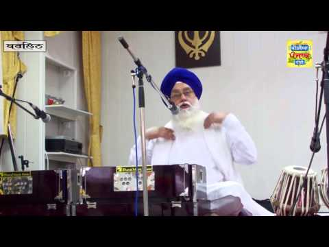 Gurdwara  Sri Singh Sabha Berline 011115 (Media Punjab TV)