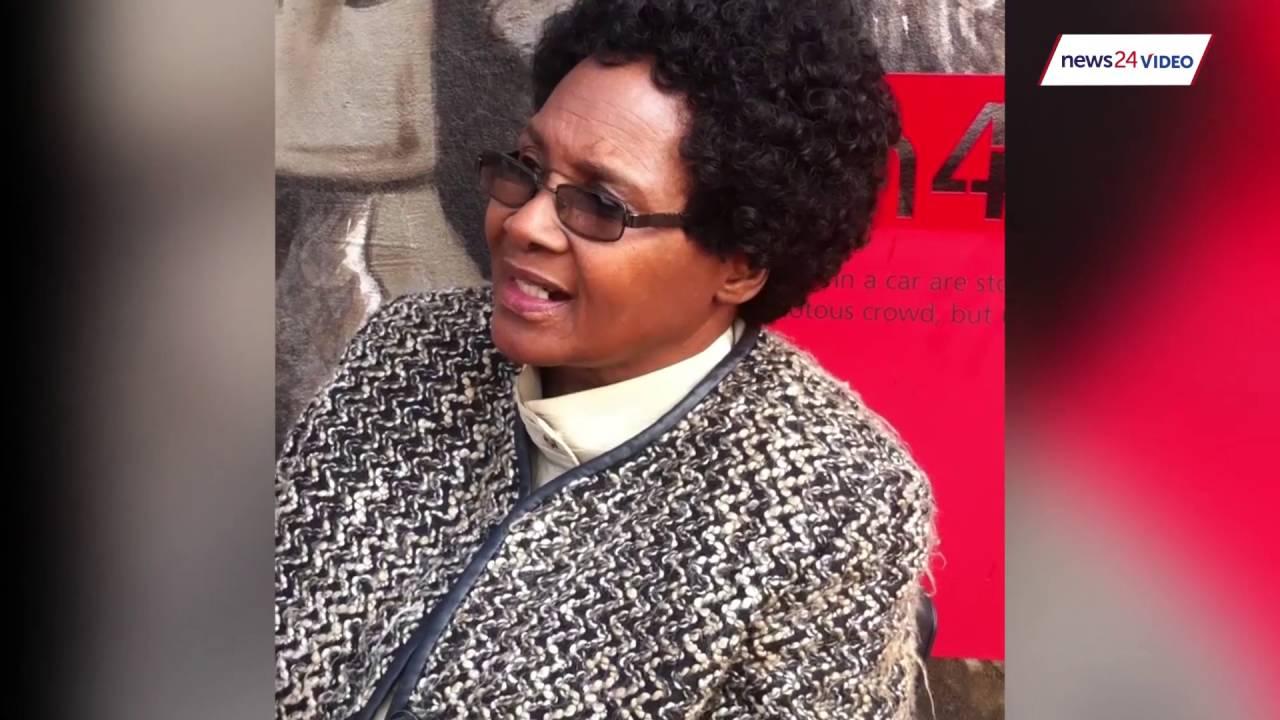 Pauline - Survivor of 1976 Soweto uprising, part 2