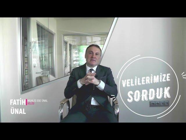 OKULUMUZU VELİLERİMİZE SORDUK / Namık Altaş Koleji / FATİH ÜNAL @Namık Altaş Koleji