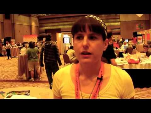Amanda Marcotte of Pandagon & RH Reality Check at Netroots 2010