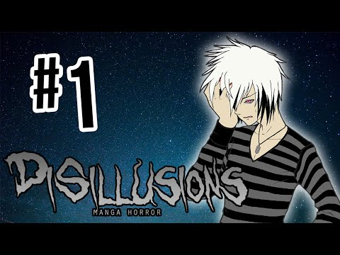 Jumping To Conclusions!! | Disillusions Manga Horror - Part 1