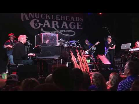 "Bruce Hornsby LIVE ""The Way It Is"" Knuckleheads Garage Kansas City MO 6/29/2017"