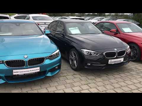 أسعار السيارات ٢٠١٨ في المانيا - الجزء ٣ في بي ام دبليو