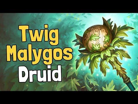Twig Malygos Druid by Thijs Deck Spotlight - Hearthstone
