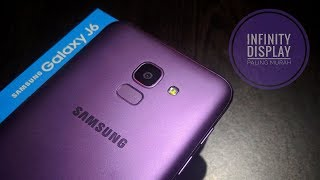 Samsung Galaxy J6 Purple Resmi Unboxing Indonesia