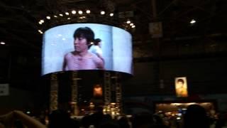 8月10日の楽屋中継です。 渋谷さんがものまねをしてます。o(^o^)o.